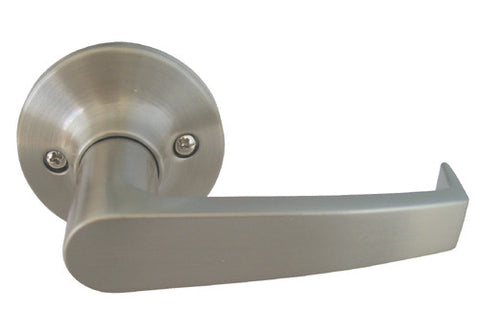Satin Nickel Dummy Handle Lever - Style 8101S01DC