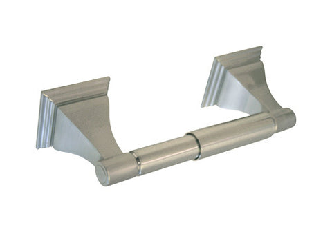 Satin Nickel Toilet Tissue Roll Paper Holder - Series BA12-BN