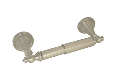 Satin Nickel Toilet Tissue Roll Paper Holder - Series BA61-BN