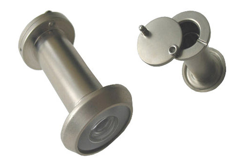 Satin Nickel Finished Door Viewer