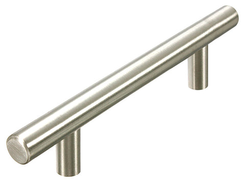 "Stainless Steel Cabinet Drawer 7 9/16"" Bar Pull SS-3948 192MM"