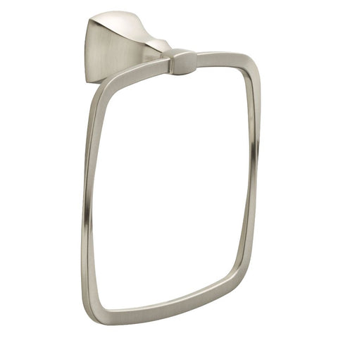 Delta Sawyer Collection Satin Nickel Wall Mount Towel Ring