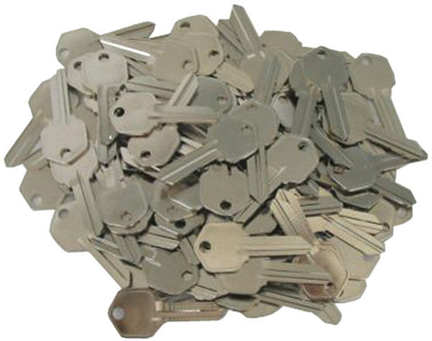 Kwikset Blank 5 Pin Keys KW1 200 Pieces