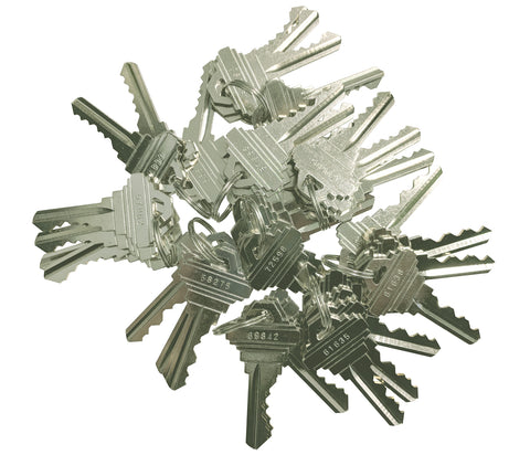 Schlage Precut 5 Pin Keys SC1 40 Pieces 10 sets of 4