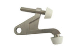 Satin Nickel Hinge Door Stop Stopper
