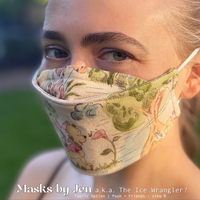 Masks by Jen: Fabric Options