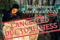 CANCELLED 2020 Middlemoon Creekwalk (Lite)
