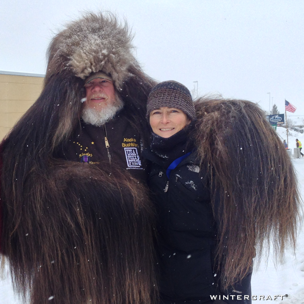 The Bearman of the Beargrease with Jennifer Shea Hedberg of Wintercraft