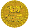 Wintercraft Photo Contest 2015 Grand Prize Seal for Certificate