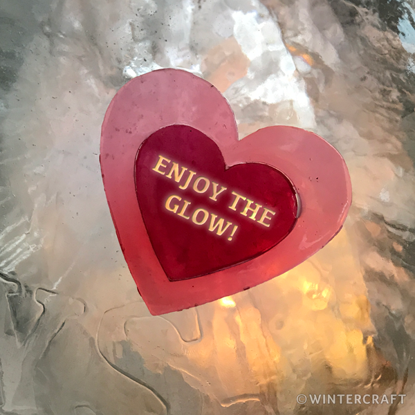 Enjoy the Glow! Ice Wrangler Wintercraft