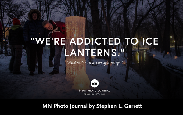 MN Photo Journal by Stephen Garrett of Middlemoon Creekwalk 2016