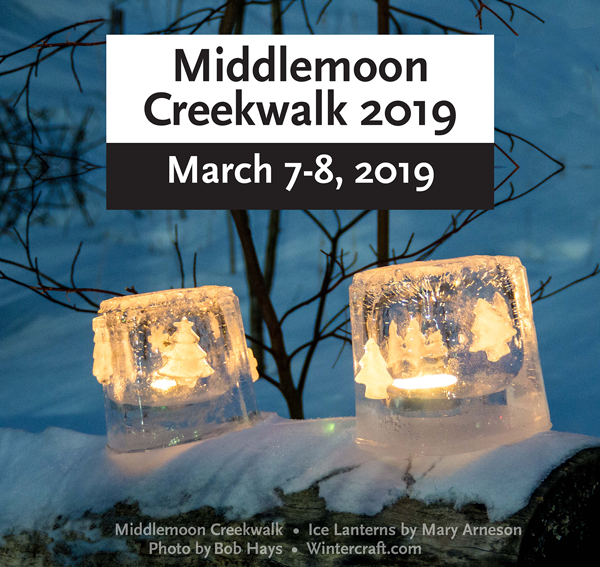 Announcing Middlemoon Creekwalk