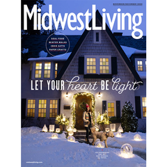Midwest LIving Magazine December 2020