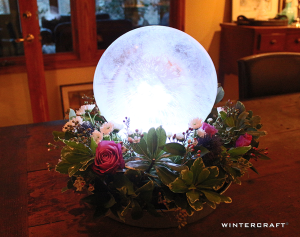Wintercraft Valentine's Day Centerpiece