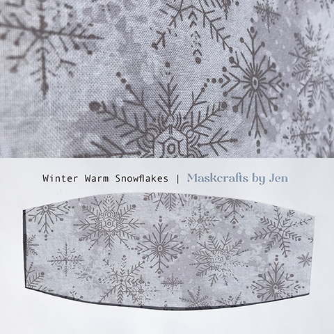 Winter Warm Snowflakes