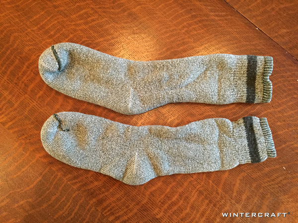 Wintercraft Cut Off for Warmth Blog Thermal Socks