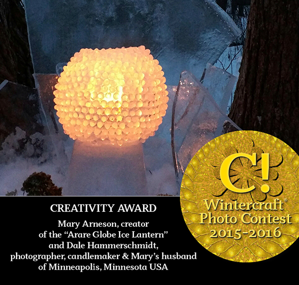 Wintercraft Creativity Award for the 2016 Photo Contest