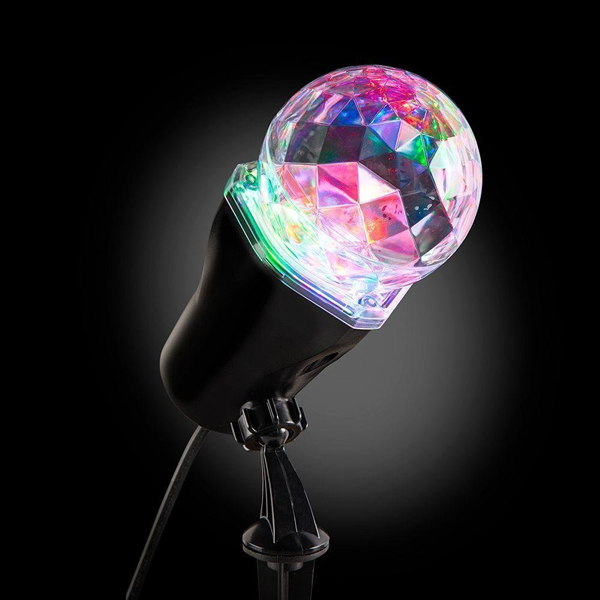 LED Projection Spot Light - Multicolor