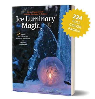 Ice Luminary Magic Ultimate Pack - Fun with Ice