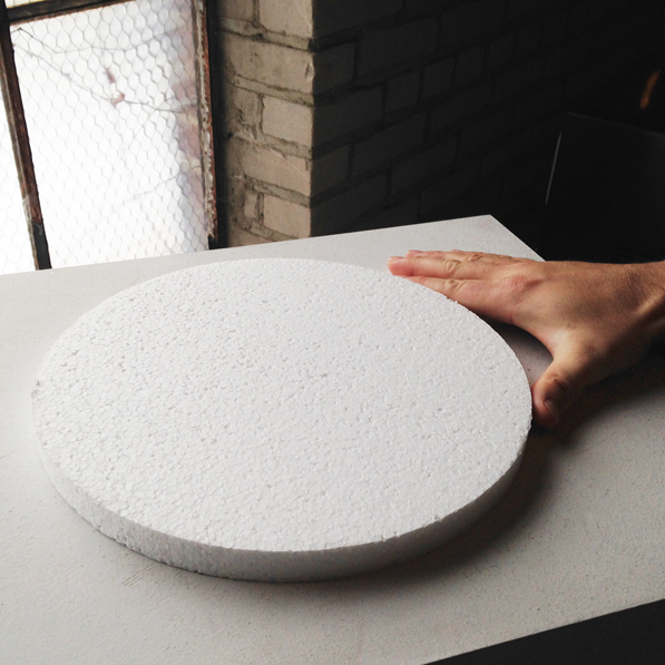 Large Insulating Disk - Reusable - Wintercraft - Minneapolis, MN