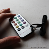 Remote Control for 9-bulb Rotating Color LED - Wintercraft - Minneapolis, MN