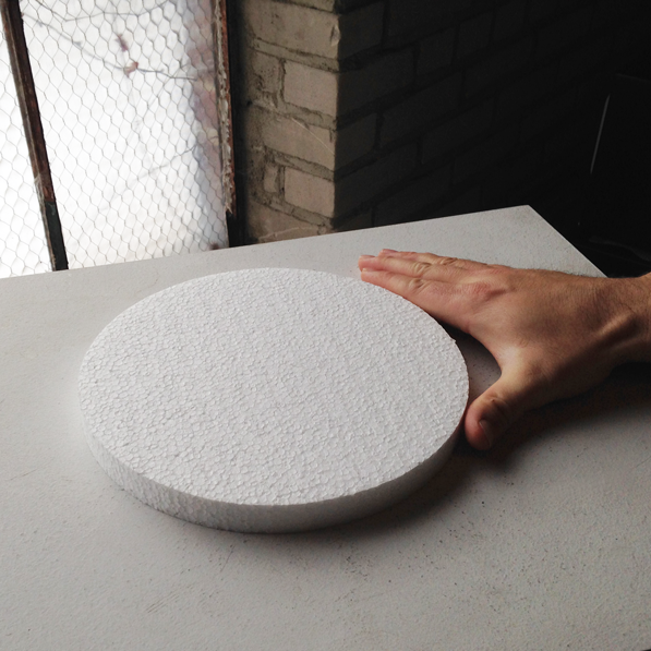 Small Insulating Disk - Reusable