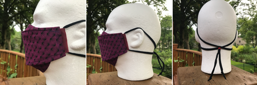 Mask by Jen - Alternate Binding