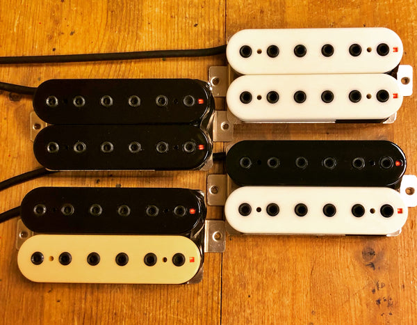 Electric Ed 13/8 Humbucker Pickups
