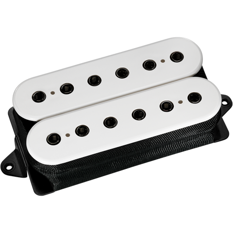 Evolution - Bridge - White/Black Screws