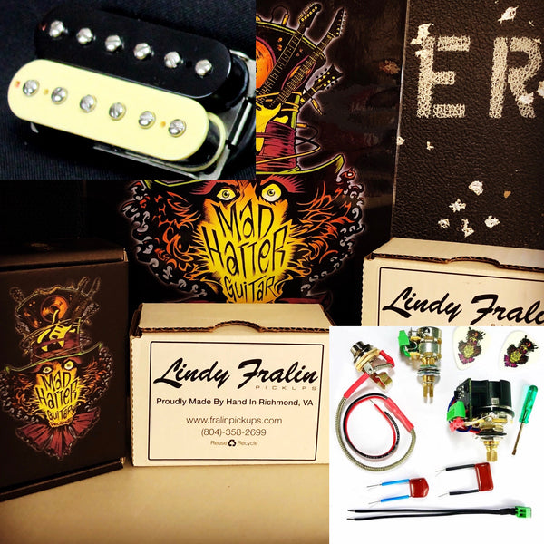 Mad Hatter Bundle - SVST-2/1 & Mad Hatter Super Shredder Pickup