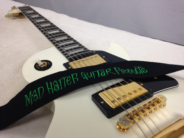 Mad Hatter Guitar Straps