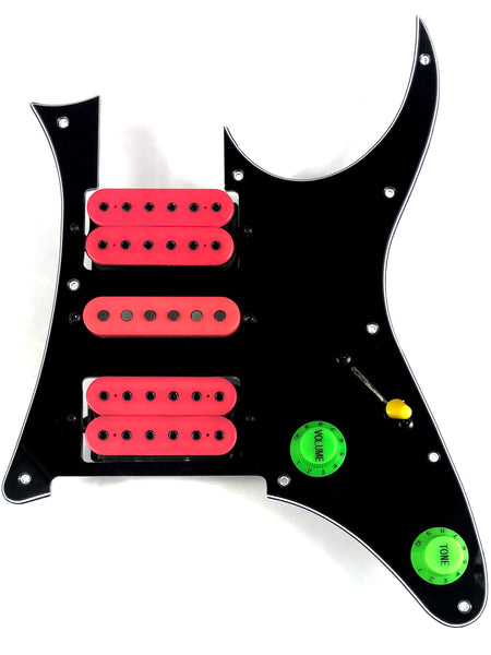 Terminator - EVO Pickguard Assembly with DiMarzio Evolution Pickup Set
