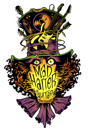Mad Hatter Guitar Products