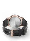 AM208RB - MK3 ROSE GOLD / CARBON DIAL / RUBBER BAND