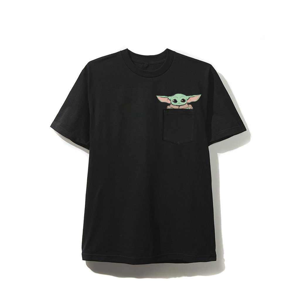 SW109TS - THE CHILD T-SHIRT (BLACK)