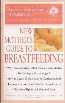 New Mother's Guide to Breastfeeding