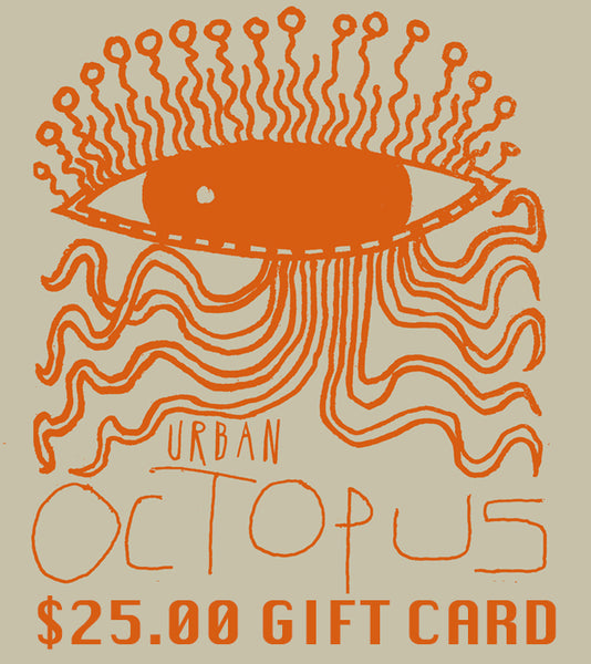 Urban Octopus Gift Cards