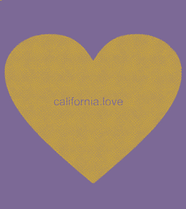 """California LOVE"""