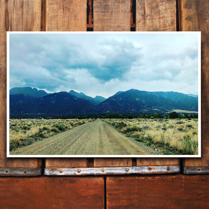 """Lonely Road"" 11x17 Poster"