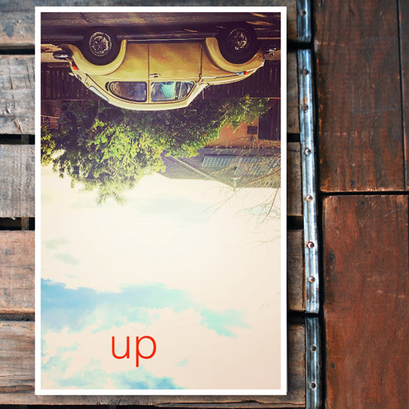 """UP"" 11x17 Poster"