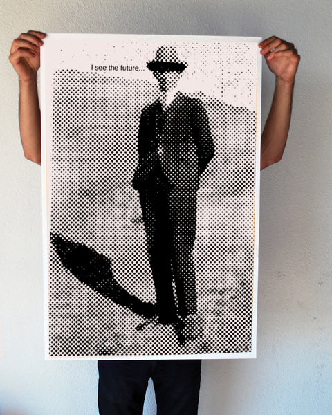 """I see the Future"" 24x36 Giant Poster (New Item!)"
