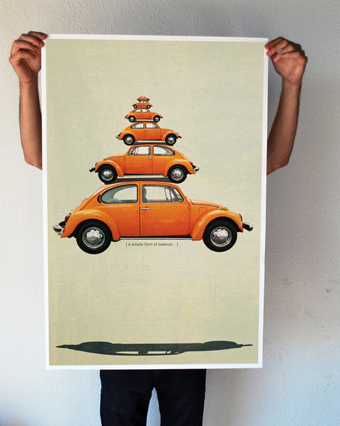 """Balance"" 24x36 Giant Poster (New Item!)"