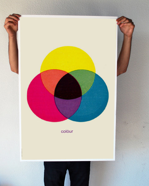 """Colour"" 24x36 Giant Poster (New Item!)"