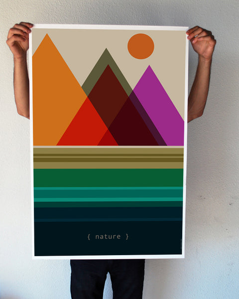 """Nature"" 24x36 Giant Poster (New Item!)"