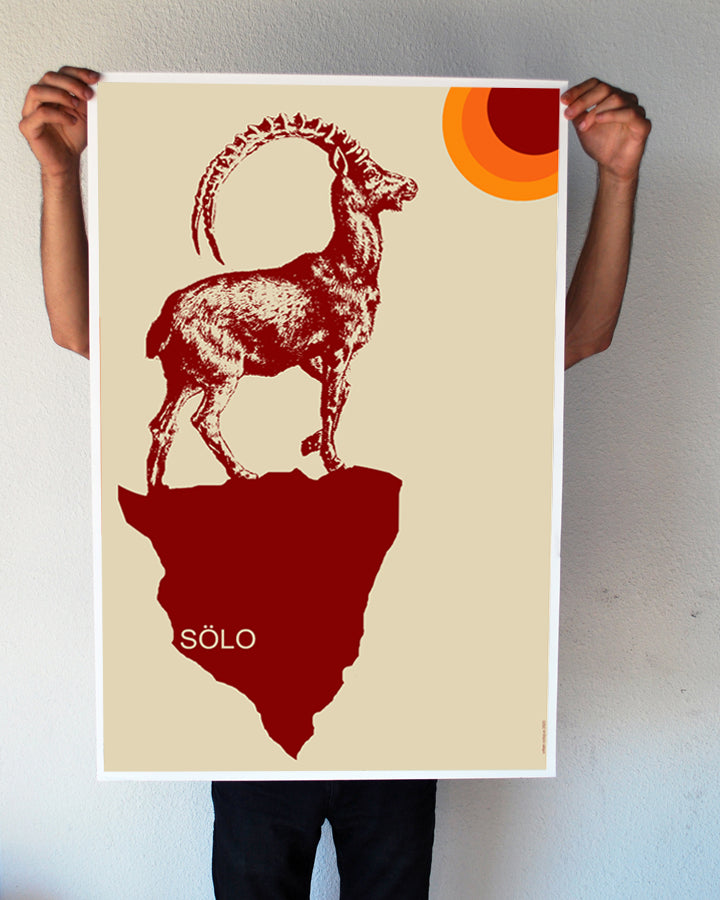 """Solo"" 24x36 Giant Poster (New Item!)"