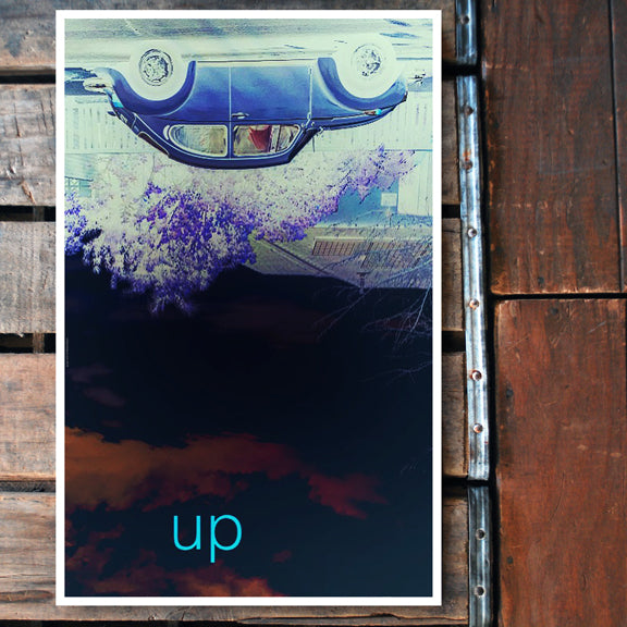 """UP"" negative 11x17 Poster"