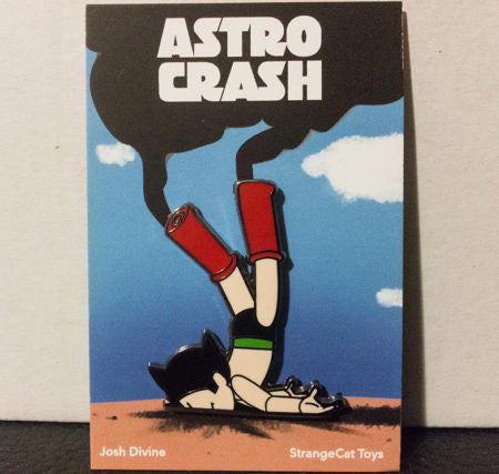 Astro Crash Pin