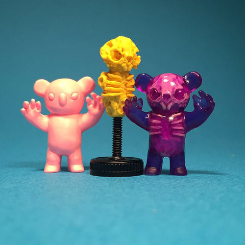 Infected Micro Wootkowski 3-Pack - Scott Wilkowski x Woot Bear
