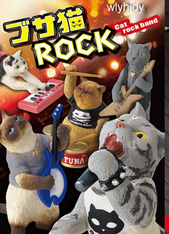 Cat Rock Band