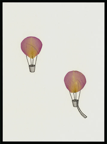 Leaves / AIR BALLOON